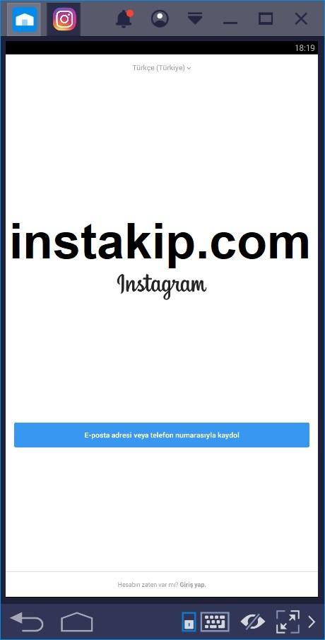instagram bilgisayardan video yükleme